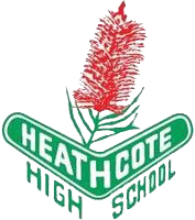 Heathcote High School logo